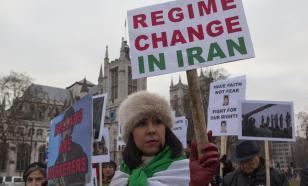 """США отвели год, чтобы покончить с иранским """"режимом"""""""