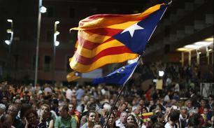 Глава ЕК раскритиковал возможную независимость Каталонии