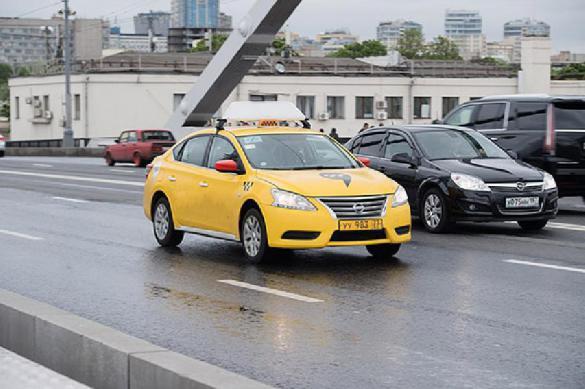 Такси: почему растет количество ДТП