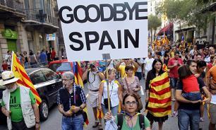 Отделение Каталонии — тайный замысел ЕС