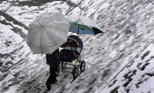 Россиян предупредили о еврозиме с ледяными дождями