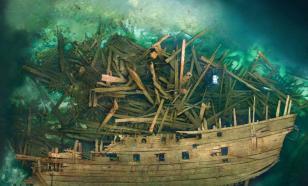 Останки шведского корабля, погибшего в ХVIII веке, обнаружены в Выборгском заливе