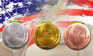 Die Zelt назвала лидера по числу отобранных медалей
