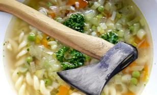 Бурятка зарубила топором мужа, пожаловавшегося на суп без мяса
