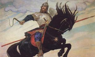 В Киеве установят памятник русскому богатырю
