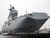 Российский флот наращивает мускулы