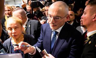 """Россияне требуют ликвидировать """"лавочку Ходорковского"""" за измену Родине"""