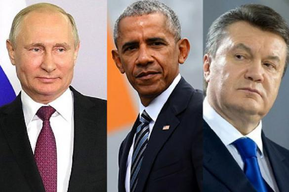 Лавров поведал опросьбе Обамы кПутину поповоду Януковича