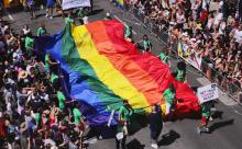 Салвини наступил гомосексуалистам на больное место