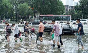 Тайфуны и ливни нанесли Китаю урон на $4 млрд