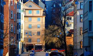 Официально закончился бум цен на жилье в Швеции.