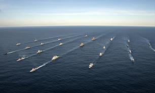 Пресс-служба НАТО упомянула море, которого не существует