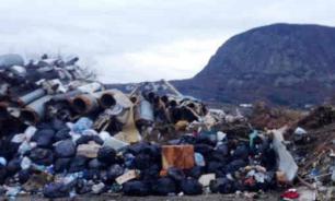 Объем мусора на полигонах Крыма достиг 55 млн кубометров