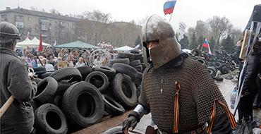 Мирослав Руденко: Если в Донецке прольется кровь, это будет полностью на совести киевской хунты