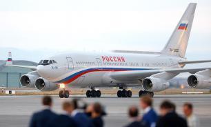 Пилот борта №1 рассказал об экстренной посадке самолета с президентом