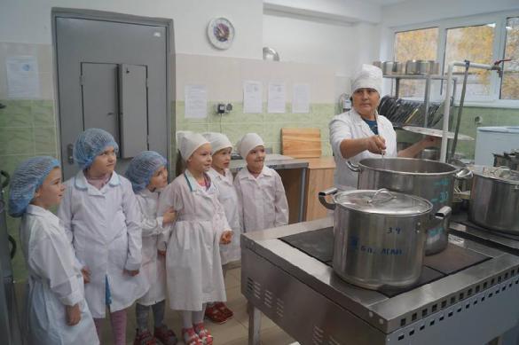Сфере организации школьного питания нужна конкурентная среда— Александр Глозман