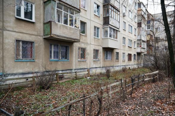 В столичных домах идущих под снос активно реализуются квартиры