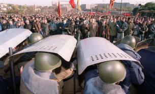 Шоковая терапия Ельцина: ликвидация остатков советской власти. События 1993 года