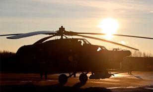 """В Сети появилось панорамное видео вылета вертолета """"Ночной охотник"""""""