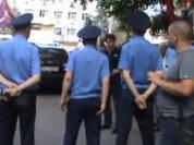 Украина: бьет милиция, бьют милицию