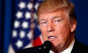Американские телеканалы повально отказываются показывать ролик об успехах Трампа