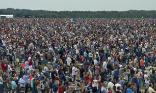 МАКС-2017 собрал 450 тысяч человек