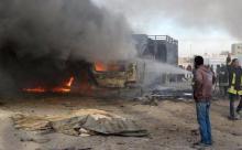 Соцсети: удар ВКС России остановил турецкий конвой в Сирии