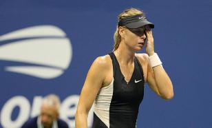 Шарапова выпадет из первой сотни рейтинга WTA