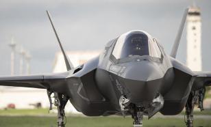 "На YouTube опубликован видеоролик атаки F-35 в ""режиме зверя"""