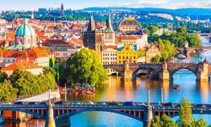 Чехия станет немного «дальше»