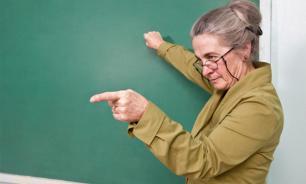 Учительница-пенсионер взяла класс в заложники из страха увольнения