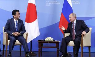 """Абэ объявил 2019 год """"кульминационным"""" в переговорах с Россией"""
