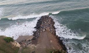 В Крыму турист в гидрокостюме отправился нырять в море и не вернулся