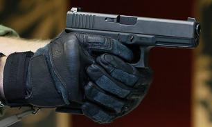 Иркутские подростки вышли на разбой с игрушечными пистолетами