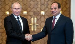 Путин: мы готовы к открытию авиаперелетов Москва-Каир