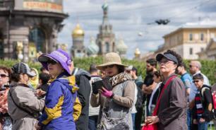 В Санкт-Петербурге введут туристический сбор с иностранцев