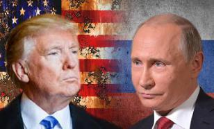 """Американский политолог считает, что Путин и Трамп заключат """"тайный договор"""""""