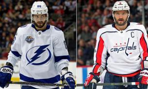Овечкин, Кучеров и Василевский - лучшие в сезоне НХЛ
