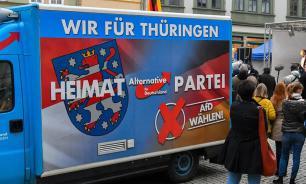 Выборы в Тюрингии выиграли партии - сторонницы снятия санкций с России