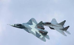Российскому истребителю пятого поколения дали официальное название
