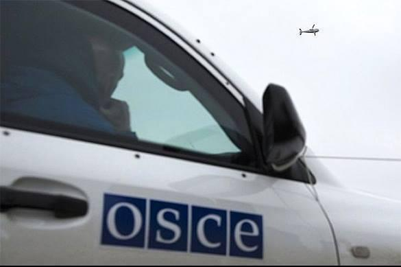 В ОБСЕ назвали недопустимым инцидент с нападением на наблюдателей в Донбассе