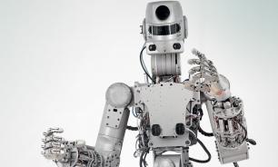 """Преемники робота """"Федора"""" будут безногими"""
