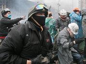 Сопротивление в Киеве: Нас зверски убивают