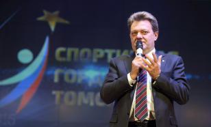 Мэр Томска заподозрил госдеп США в сборе подписей за его отставку