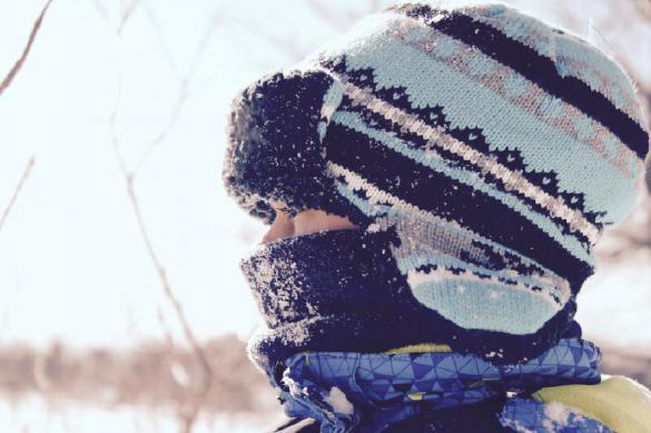 В центральную Россию придет глубокая зима