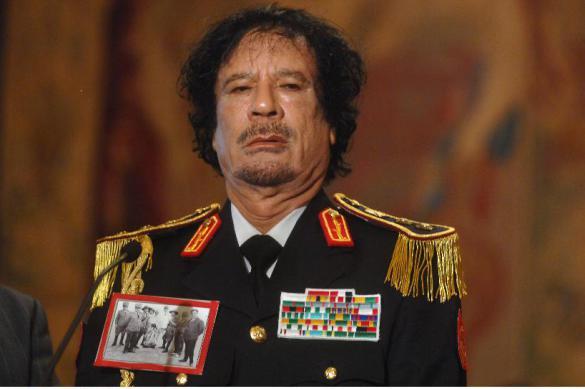 Санкции США: призрак Каддафи в подарок!