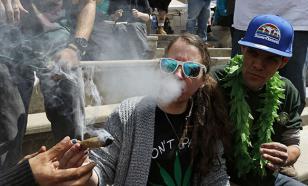 В Грузии разрешили курить марихуану везде