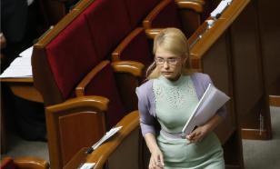 Тимошенко: Россия может захватить Киев за три минуты