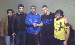 Массовой дракой закончился бой на чемпионате ММА в Дагестане