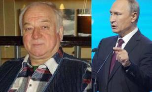 """Путин призвал """"отравителей Скрипаля"""" выйти из тени"""